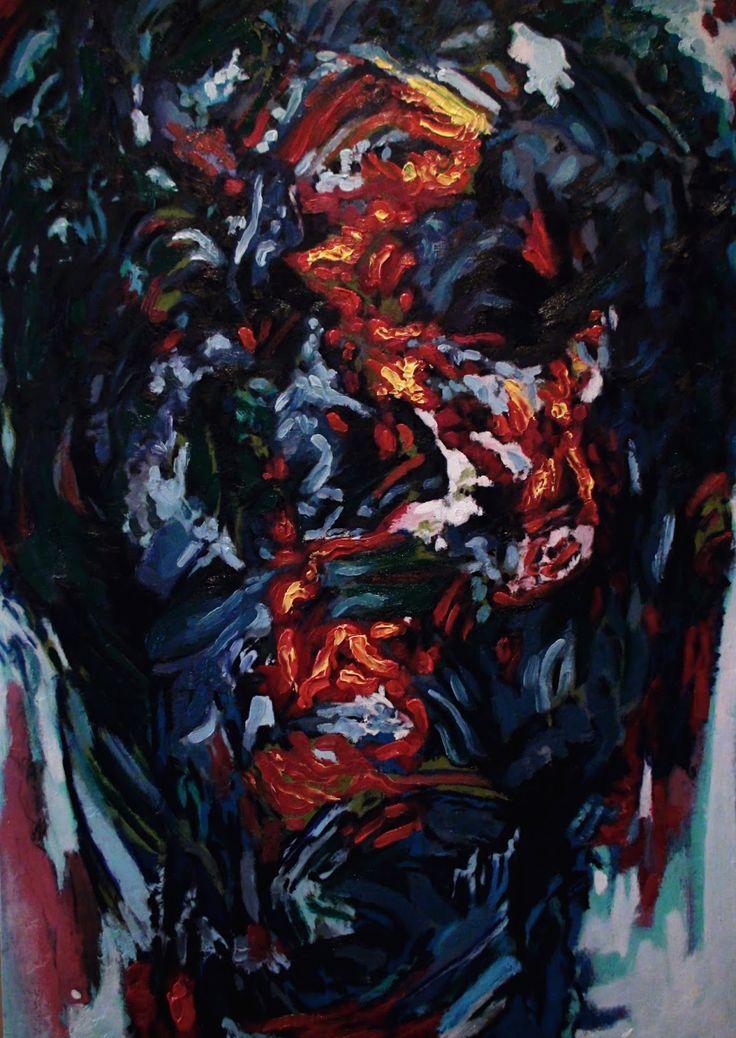 Faces No. 6 | J.M.K ART