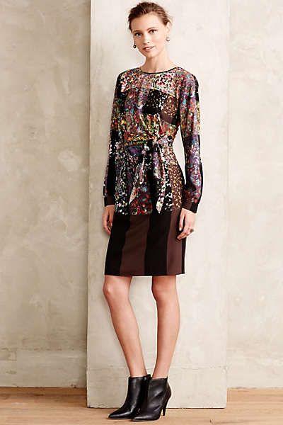 Equinox Floral Dress