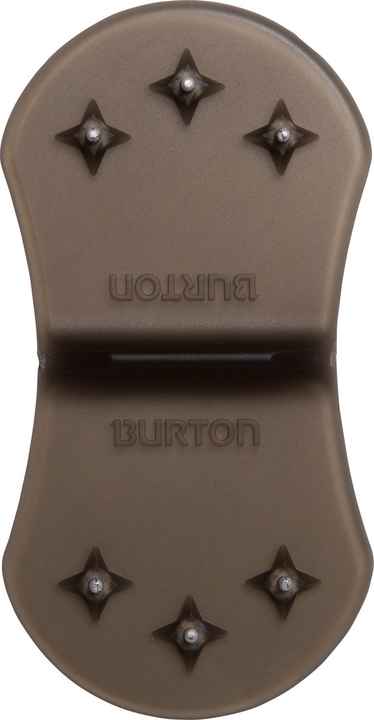 Burton Med Spike Mat Stomp Pad Translucent Black