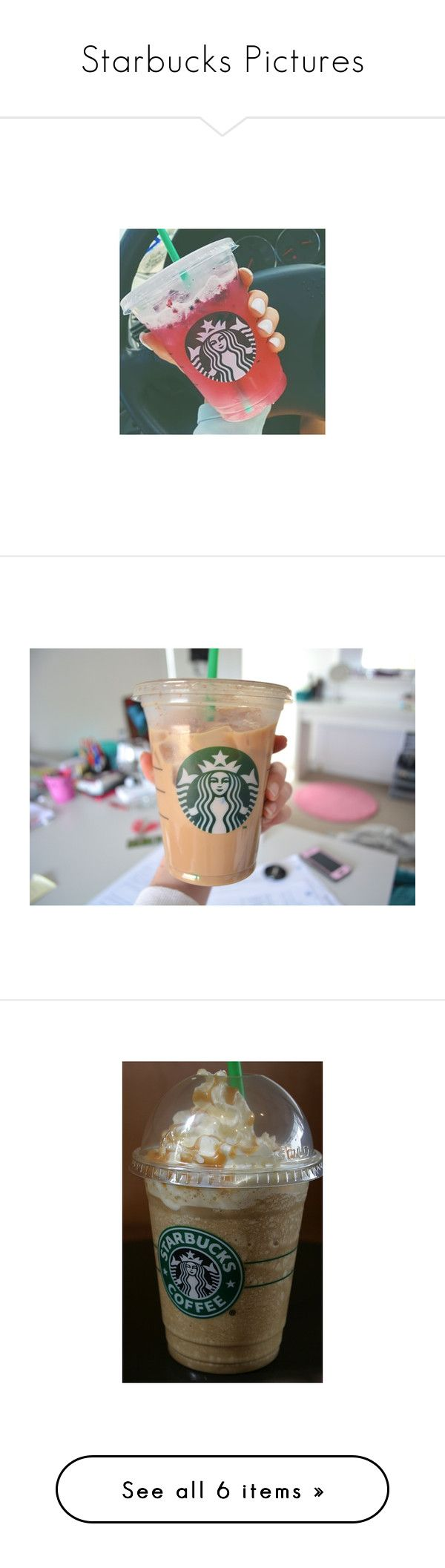 """Starbucks Pictures"" by liliana-a ❤ liked on Polyvore featuring icon pictures, tumblr, icons, pictures, icon pics, square pictures, backgrounds, food and photos"