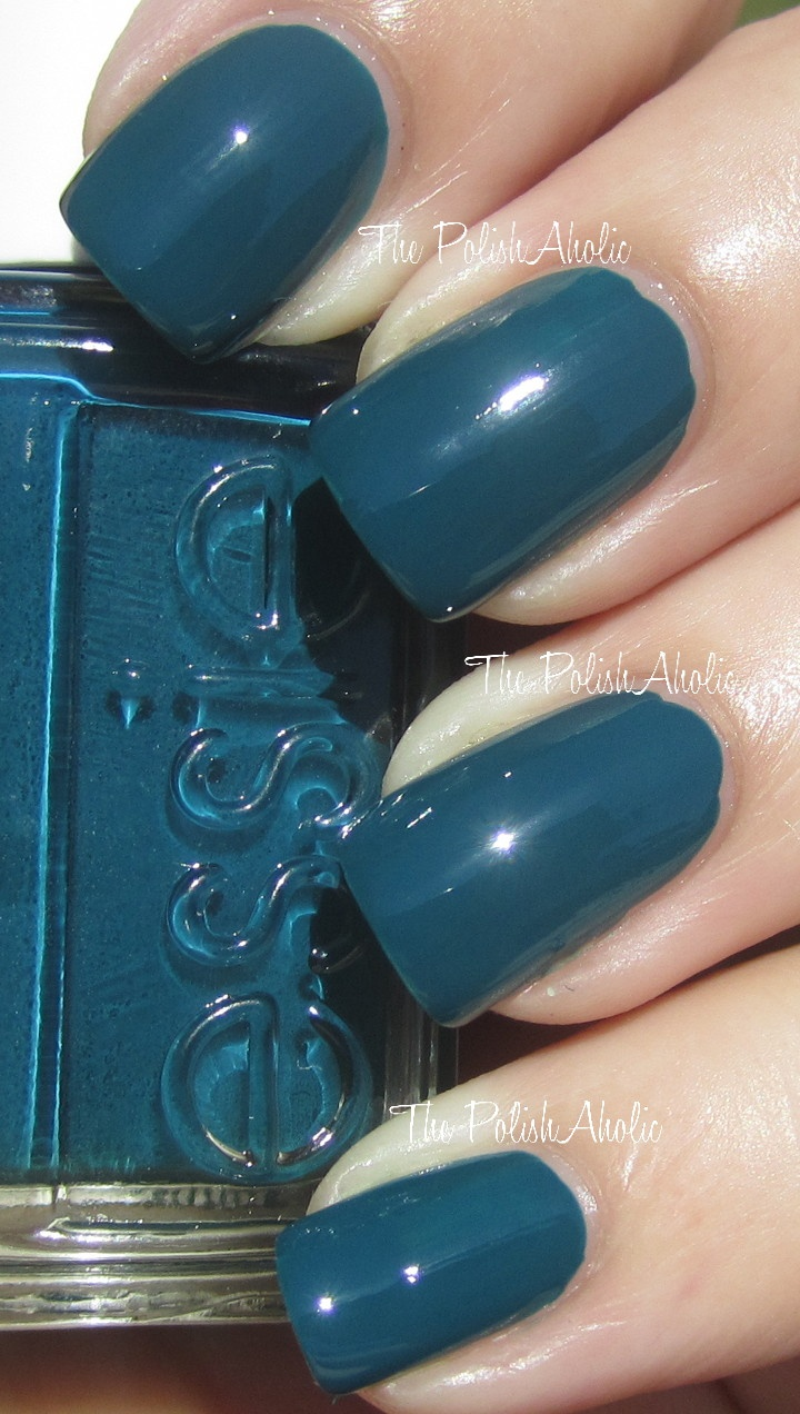 Nail Polish Names For Teal | Hession Hairdressing