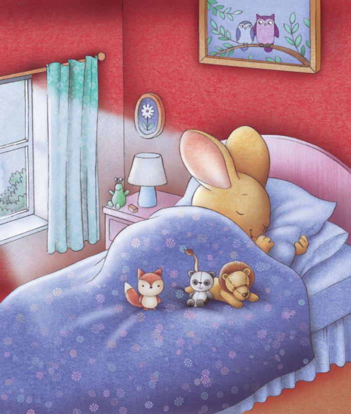 Мимимишные открытки спокойной ночи