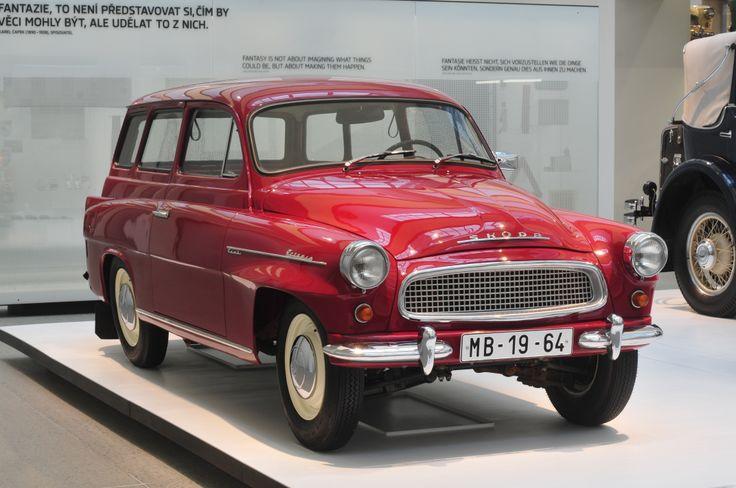 Skoda Octavia Combi (1959-1971)