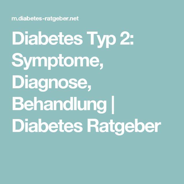 Diabetes Typ 2: Symptome, Diagnose, Behandlung   Diabetes Ratgeber