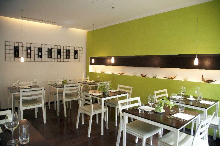 RESTAURANT CHEZ NICO // Innsbrucks vegetarische Kunstwerke - gehobene vegetarische Küche - Vegan vorbestellbar // VEGETARIAN-VEGAN ★★ http://www.chez-nico.at