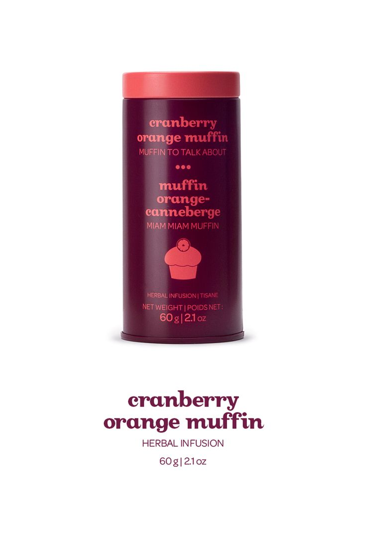 Start your day off right with this comforting blend of cranberries, orange and cinnamon. It's got all the taste of a freshly baked muffin – at next to no calories.