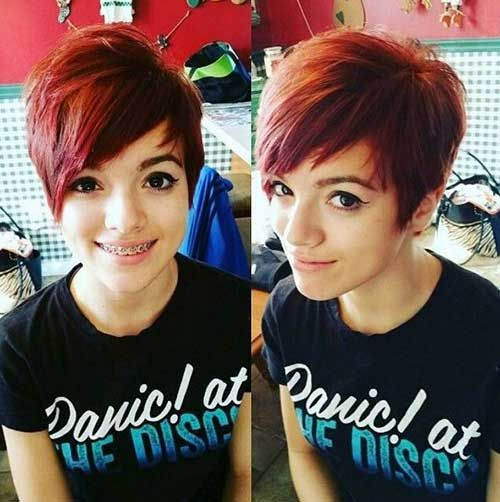 30 Best Pixie Hairstyles 2015 � 2016 | http://www.short-haircut.com/30-best-pixie-hairstyles-2015-2016.html