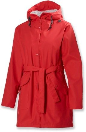 Helly Hansen Kirkwall Rain Coat - Women\'s. So cute on and absolutely waterproof