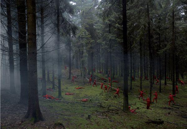Human Project by Jean Yves Lemoigne, via Behance