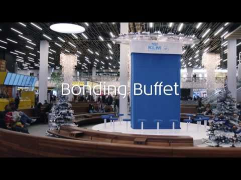 KLM – Bonding Buffet