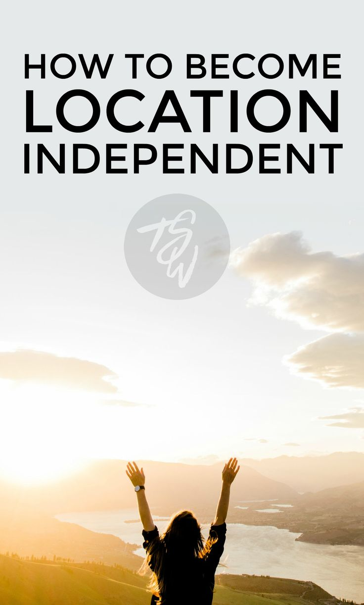 Dreaming of a lifestyle that doesn't conform to the status quo? Dreaming of the freedom to travel wherever and whenever you want? Location independence can give you that freedom. This guide can help you get there.
