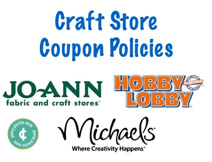 Coupons hobby lobby store