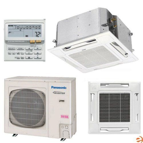 42psu1u6 Cooling Only Ceiling Cassette Ductless Mini Split
