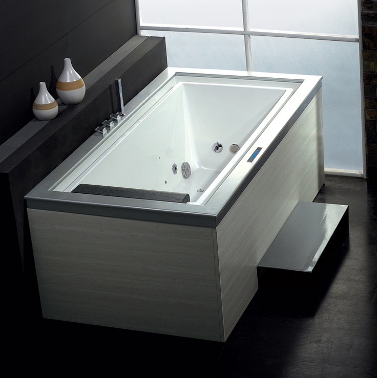 20 best small whirlpool hydrotherapy bathtubs soaking - Whirlpool tubs for small bathrooms ...