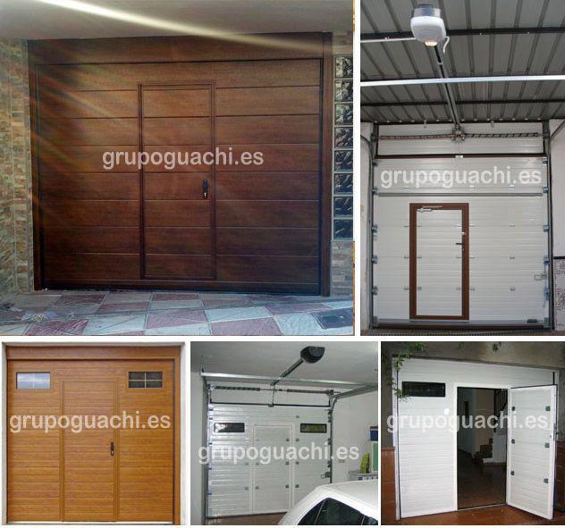 M s de 25 ideas incre bles sobre puertas de garaje - Mecanismo puerta garaje ...