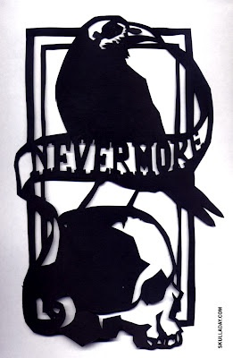 edgar allen poe -- the raven