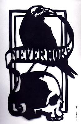 edgar allen poe -- the raven