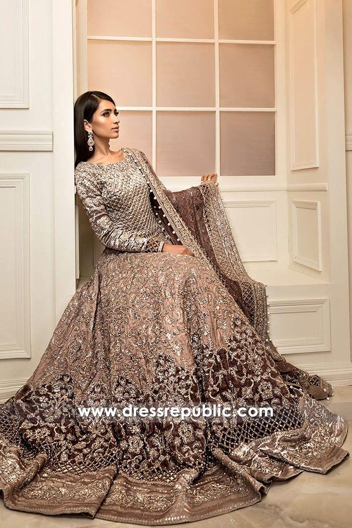 Maria B Bridal Dresses 2018