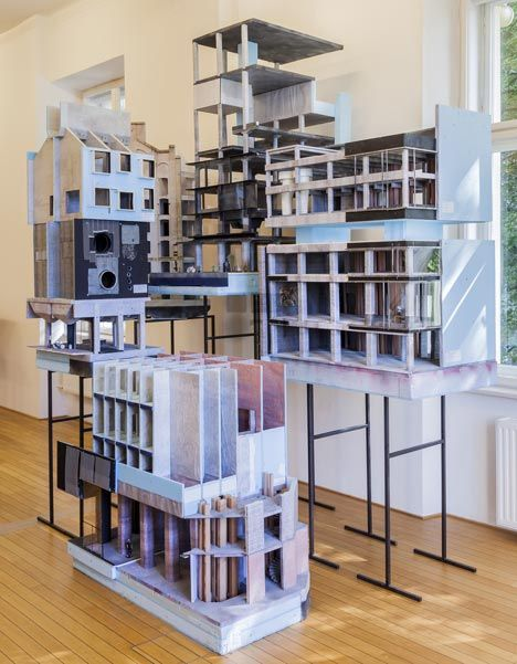 Arch Models by Peter Zumthor. Commune | Daily