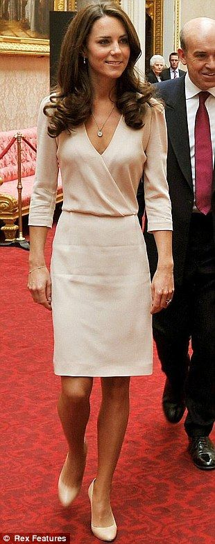 Daily Mail:  Duchess of Cambridge-Katepedia:  an analysis of the Duchess's outfits: