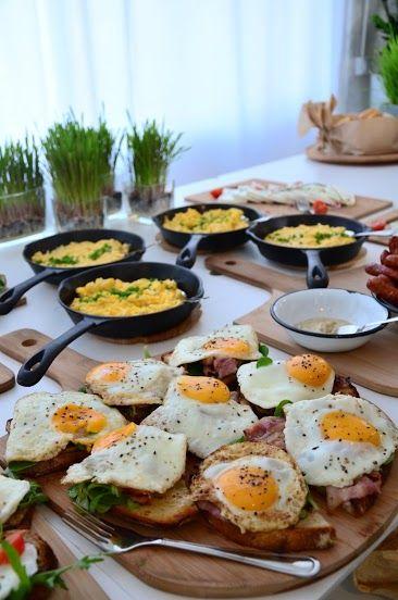 Śniadanie / Breakfast / jajecznica / Scrambled eggs / Concordia Taste