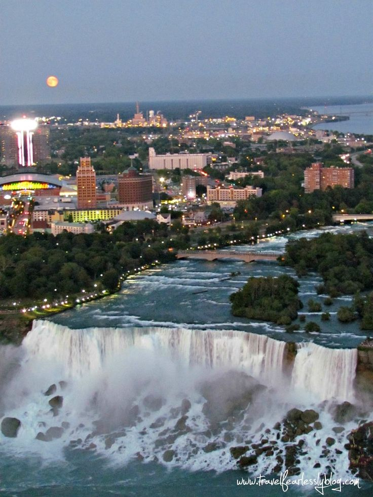 Cheap Hotels In Niagara Falls Ny Side