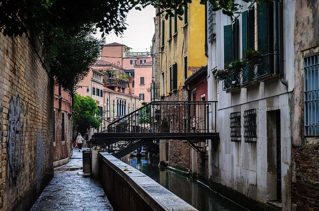 Venice, Italy / photo by Joseph Plotz