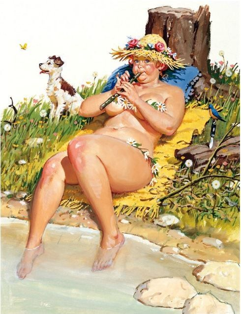 236 best Hilda... images on Pinterest | Pinup, Pin up and Art
