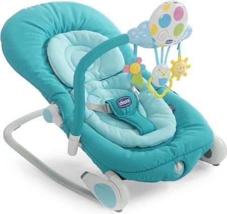 Chicco Ballon Baby (04CO1320lb) - кресло-качели (Light Blue)  — 6999р.  Кресло-качели