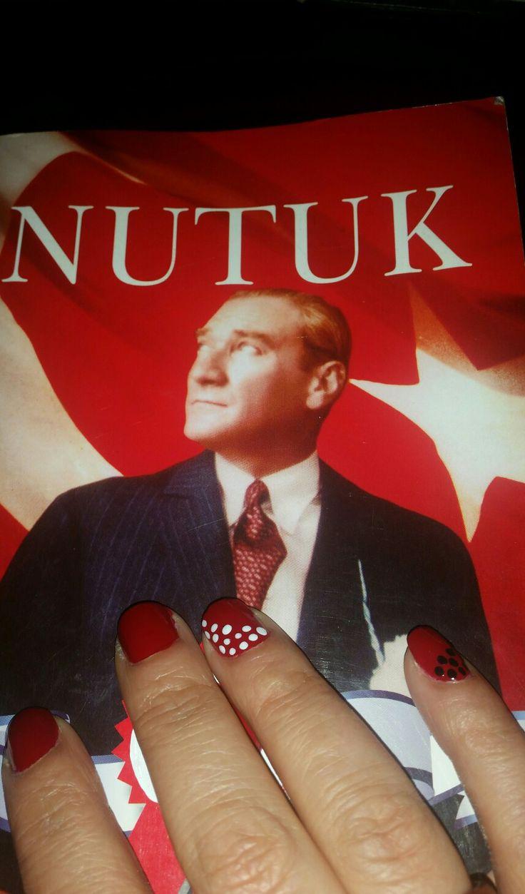 Mustafa Kemal Atatürk # Nutuk