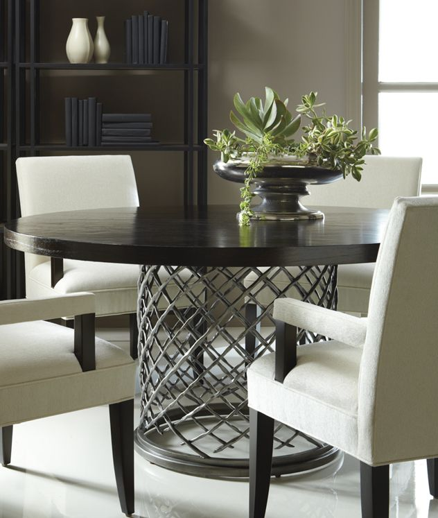 best  about Bernhardt Dining Room on Pinterest  Oak