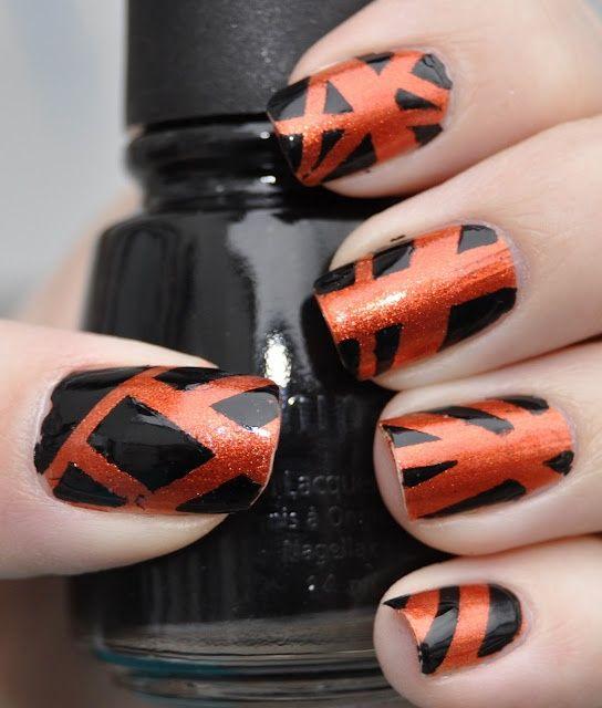 Mejores 20 imágenes de uñas en Pinterest | Diseños artísticos en ...