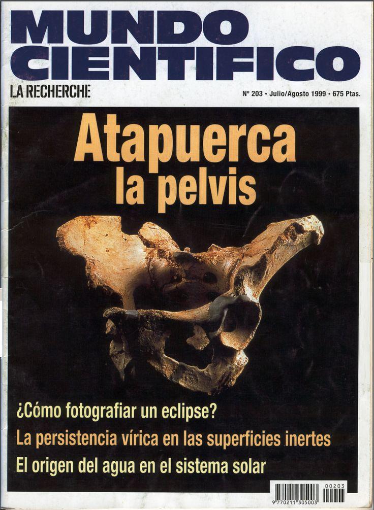 Revista Mundo Científico, Edita Fontalba, S.A., Barcelona, 1981-2003 https://dialnet.unirioja.es/servlet/revista?codigo=967