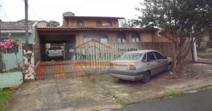 Imobiliária Ponto Mil - Casa para Venda em Curitiba