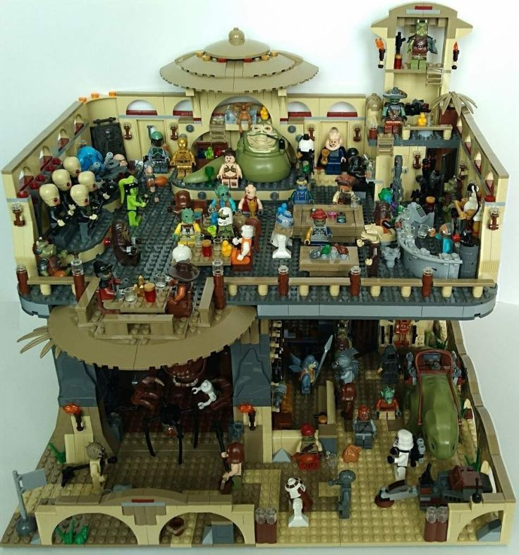 Good Grief Jabba S Palace Lego Star Wars Sets Lego Spaceship