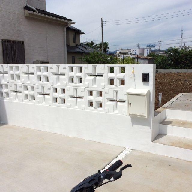 旦那が家具職人/ブロックコンクリート…などのインテリア実例 - 2015-06-03 18:44:10