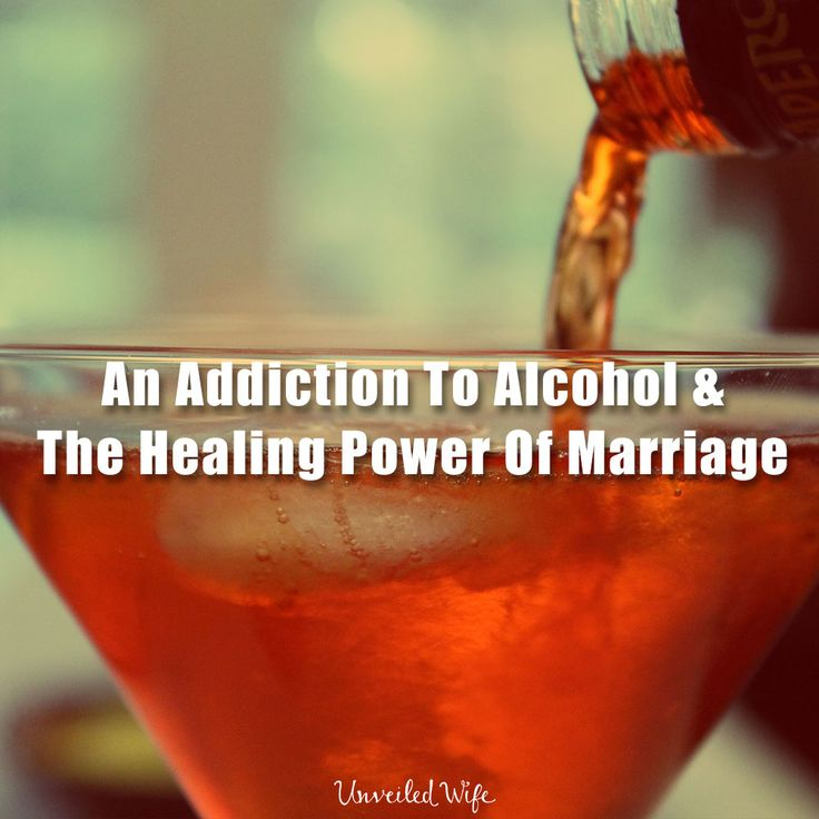 alcohol addiction in marriage