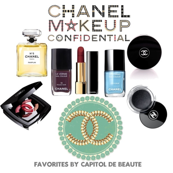 Chanel products I use and love! Worth every dollar!