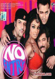 No Entry Hindi Movie Online - Salman Khan, Anil Kapoor, Fardeen Khan and Bipasha Basu. Directed by Anees Bazmee. Music by Anu Malik 2005 [U/A] BLURAY ENGLISH SUBTITLE