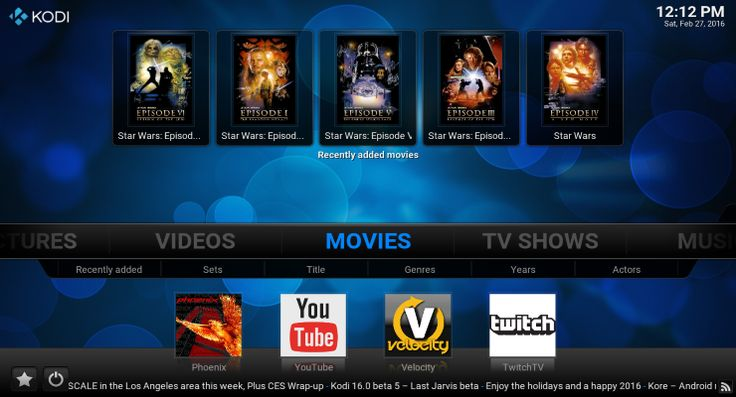 An updated and working listed of the best Kodi addons for 2016. These addons cover every aspect of Kodi including video streaming, live TV, gaming and more