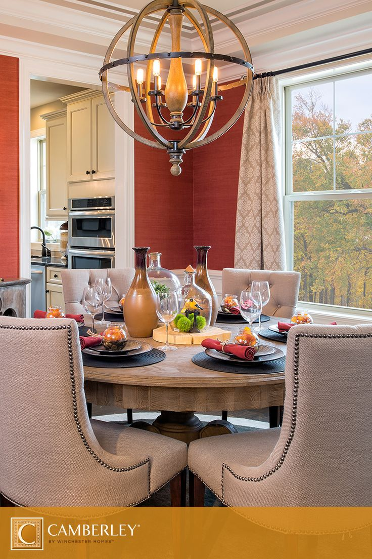 26 best dining rooms images on pinterest winchester chandeliers how would you like to sit down to family meals in this beautiful dining room