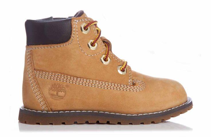 Stoere Timberland boots met dunne zool én rits speciaal voor kids!