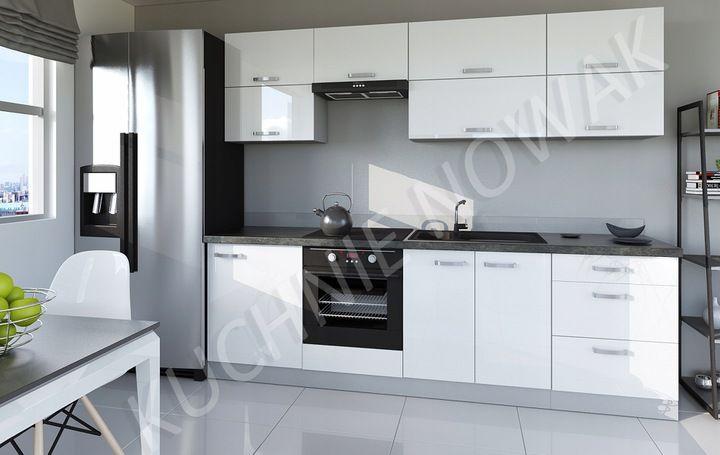 Nowoczesne Meble Kuchenne Sofia Ii 260 Polysk Mdf 7748578837 Allegro Pl Kitchen Cabinets Home Decor Decor