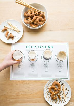 How to host a St. Patrick's Day beer tasting