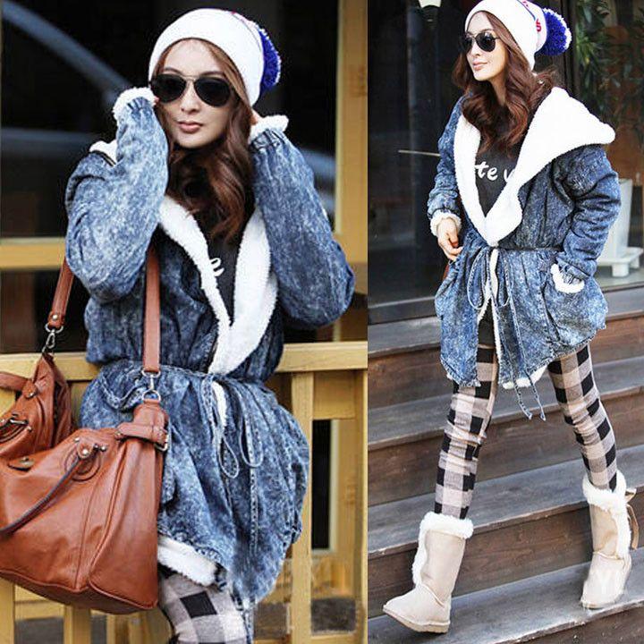 denim trench coat – Maries Boutique