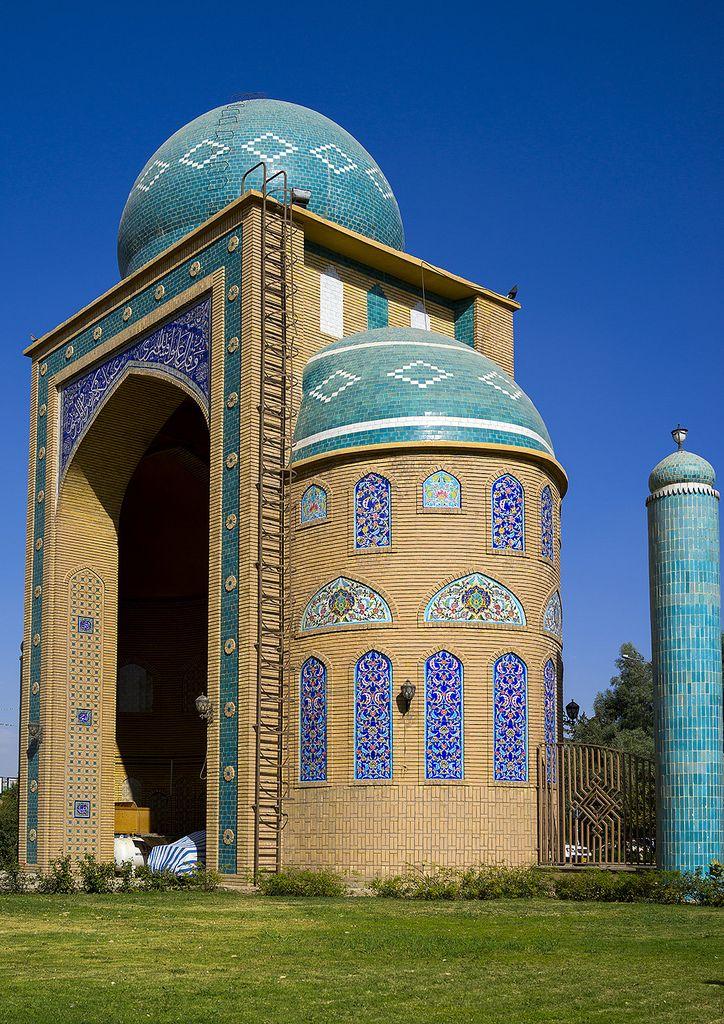 Moschea Jalil Khayat, Erbil, Kurdistan, Iraq, (Visita il nostro sito templedusavoir.org)