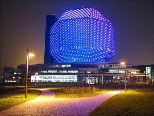 The National Library – Minsk, Belarus