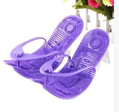 Мужчины-женщины-ноги-Массажеры туфли-сандалии-Тревел-фальцевально-тапочки