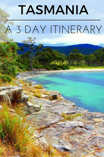 3 Days in Tasmania introduces travelers to history, culture and the beautiful outdoors.