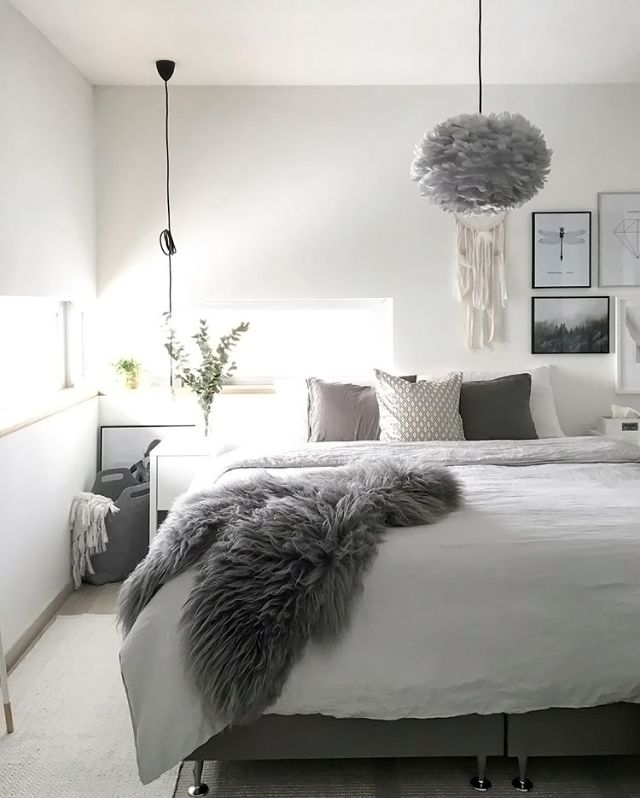 The Gorgeous Bedroom Of The Aesthetic Eye Vita Eos Lamp